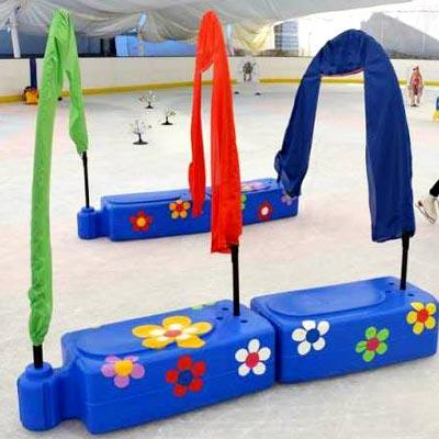 Aide au patinage Parcours
